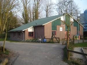 Bakennest, clubhuis van de Bim Bakenessergroep